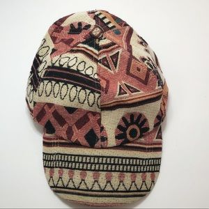 Boho Women's Hat with different graphics and color